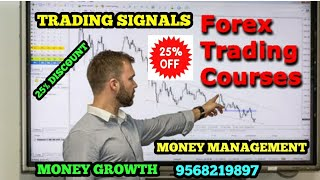 FOREX TRADING COURSES WITH 25% DISCOUNT, MONEY MANAGEMENT, TRADING SIGNALS, PORTFOLIO MANAGEMENT