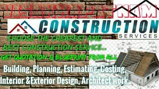 VISAKHAPATNAM    Construction Services ~Building , Planning, Interior and Exterior Design ~Architec