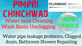 PIMPRI CHINCHWAD    Plumbing Services ~Plumber at your home~   Bathroom Shower Repairing ~near me ~i