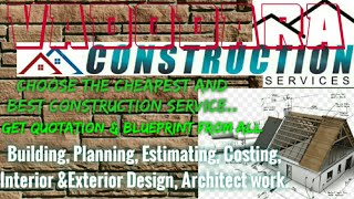 VADODARA Construction Services ~Building , Planning,  Interior and Exterior Design ~Architect