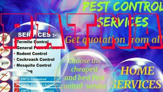 PATNA    Pest Control Services ~ Technician ~Service at your home ~ Bed Bugs ~ near me 1280x720 3 78