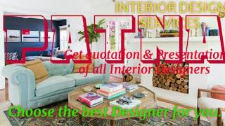 PATNA     INTERIOR DESIGN SERVICES ~ QUOTATION AND PRESENTATION~ Ideas ~ Living Room ~ Tips ~Bedroom