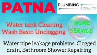 PATNA     Plumbing Services ~Plumber at your home~   Bathroom Shower Repairing ~near me ~in Building