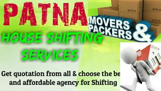 PATNA    Packers & Movers ~House Shifting Services ~ Safe and Secure Service ~near me 1280x720 3 78