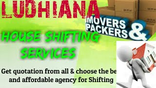 LUDHIANA   Packers & Movers ~House Shifting Services ~ Safe and Secure Service ~near me 1280x720 3