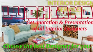 LUDHIANA     INTERIOR DESIGN SERVICES ~ QUOTATION AND PRESENTATION~ Ideas ~ Living Room ~ Tips ~Bedr