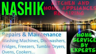 NASHIK    KITCHEN AND HOME APPLIANCES REPAIRING SERVICES ~Service at your home ~Centers near me 1280