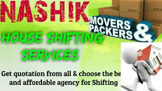 NASHIK     Packers & Movers ~House Shifting Services ~ Safe and Secure Service  ~near me 1280x720 3