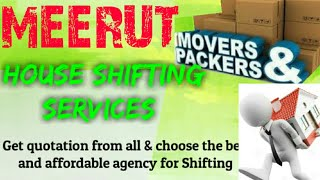 MEERUT   Packers & Movers ~House Shifting Services ~ Safe and Secure Service ~near me 1280x720 3 78