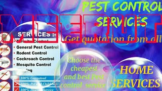 MEERUT    Pest Control Services ~ Technician ~Service at your home ~ Bed Bugs ~ near me 1280x720 3 7