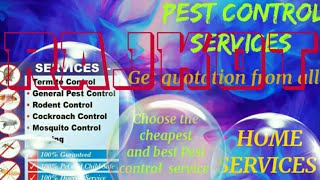 RAJKOT  Pest Control Services ~ Technician ~Service at your home ~ Bed Bugs ~ near me 1280x720 3 78M