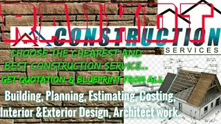 RAJKOT     Construction Services ~Building , Planning,  Interior and Exterior Design ~Architect  128
