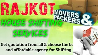 RAJKOT   Packers & Movers ~House Shifting Services ~ Safe and Secure Service ~near me 1280x720 3 78