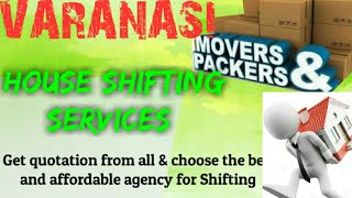 VARANASI    Packers & Movers ~House Shifting Services ~ Safe and Secure Service  ~near me 1280x720 3