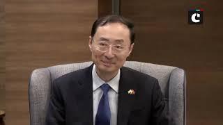 Newly appointed Chinese Ambassador to India meets JP Nadda