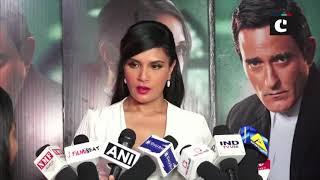 Richa Chadha shines bright at screening of 'Section 375'