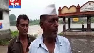 જેતપુર-ચાવડીયા ગામે નદીઓમાં આવ્યું ઘોડાપુર