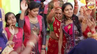 मामाजी की शादी में DJ पे जमके नाची भांजिया || SEKHAWATI WEDDING DANCE VIDEO