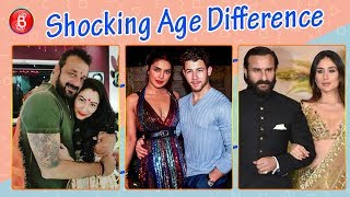 Bollywood Couples with Shocking Age Difference