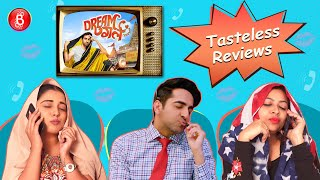 Dream Girl | Tasteless Movie Reviews | Ayushmann Khurrana | Annu Kapoor | Nushrat Bharucha