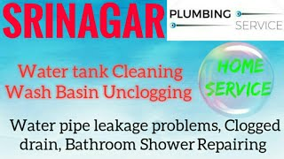 SRINAGAR    Plumbing Services ~Plumber at your home~   Bathroom Shower Repairing ~near me ~in Buildi