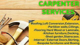SRINAGAR    Carpenter Services  ~ Carpenter at your home ~ Furniture Work  ~near me ~work ~Carpenter