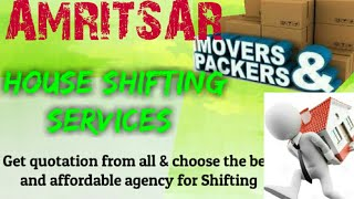 AMRITSAR   Packers & Movers ~House Shifting Services ~ Safe and Secure Service  ~near me 1280x720 3
