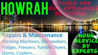 HOWRAH    KITCHEN AND HOME APPLIANCES REPAIRING SERVICES ~Service at your home ~Centers near me 1280