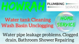 HOWRAH     Plumbing Services ~Plumber at your home~   Bathroom Shower Repairing ~near me ~in Buildin