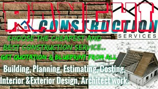 RANCHI   Construction Services ~Building , Planning,  Interior and Exterior Design ~Architect 1280x7