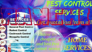 RANCHI    Pest Control Services ~ Technician ~Service at your home ~ Bed Bugs ~ near me 1280x720 3 7