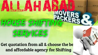 ALLAHABAD   Packers & Movers ~House Shifting Services ~ Safe and Secure Service  ~near me 1280x720 3
