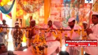 Aurangbaad : लोणी खुर्द येथे अखंड हरीनाम साप्ताहाची सांगता काल्याच्या कीर्तनाने करण्यात आली