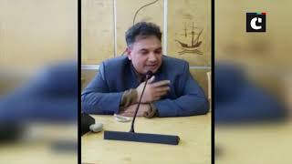 Pakistan is a hypocrite and has no business talking about J&K: Senge H Sering