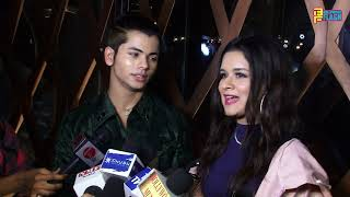 Avneet Kaur At Siddharth & Abhishek Nigam Birthday 2019 & Attachment Song Launch