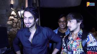 Team 07 Mr. Faizu GRAND Entry At Siddharth Nigam Birthday Celebration 2019