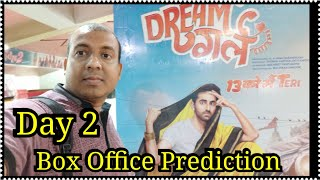 Dream Girl Movie Box Office Prediction Day 2