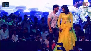 LIVE SHOW #Khesari Lal Yadav और #Antra Singh Priyanka का Bhojpuri Song | कार्ड प भतार हार्ट प इयार