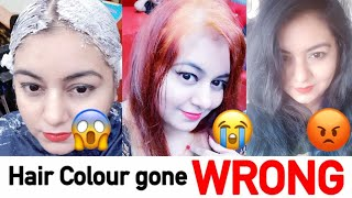 How I treated my Burnt Hair | Hair Colour gone Wrong | JSuper kaur