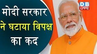 Modi सरकार ने घटाया विपक्ष का कद | संसद की स्थाई समितियों की घोषणा |#DBLIVE
