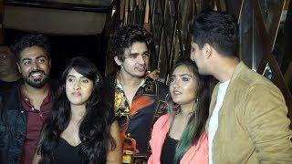Tik Tok Stars Aashika Bhatia, Shweta And Others At Abhishek Nigam Birthday Party