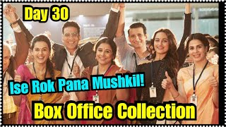 Mission Mangal Box Office Collection Day 30, Unstoppable In The 5th Weekend