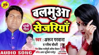 धोबी गीत - बलमुआ सेजरियाँ - Arun Parwana , Garima Choudhary - Bhojpuri Live Song 2019