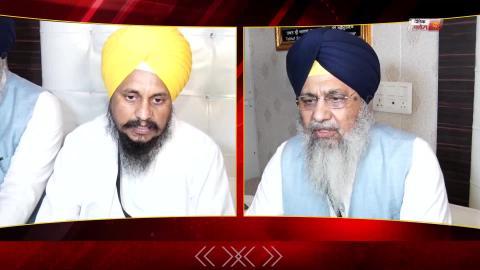 Takht Sri Patna Sahib के नए Jathedar Giani Ranjit Singh का Akal Takht Sahib पहुंचने पर हुआ स्वागत