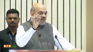 पूरी संविधान सभा ने सर्वानुमत से हिन्दी को राजभाषा का दर्जा दिया: श्री अमित शाह