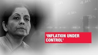 Nirmala Sitharaman presser: 'Inflation under control, revival signs in factory output'  | ET