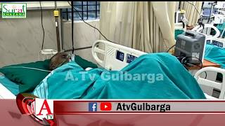 General Hospital Gulbarga Mein Dialysis Unit Fail Hone Se Ek Ladke Ki Maut A.Tv News 13-9-2019