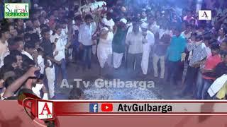 Bara imam Aashur Khane Mein Hussain Badsha Alum Bithane Ka Ahetmam A.Tv News 15-9-2019