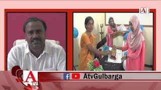 Deccan B.Ed Women's College Me imtiyazi Kamiyabi Hasil Karne Wali Students Ko Achievement Award