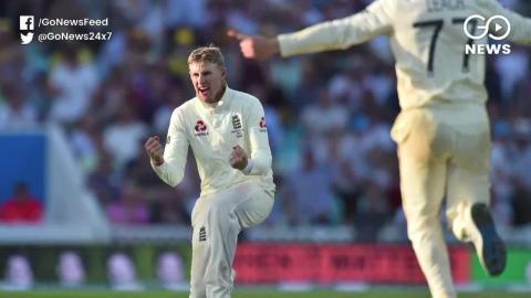 इंग्लैंड ने ओवल टेस्ट 135 रन से जीता, एशेज सीरीज 2-2 से ड्रॉ